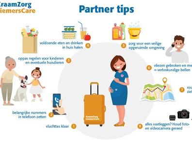 Tips voor de partner